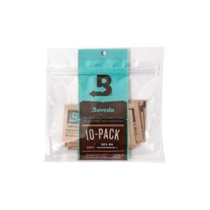 Boveda Size 4 58% 10 Pack