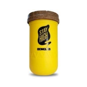 Bonglab Re: Stash Jar 12 Oz Amarillo