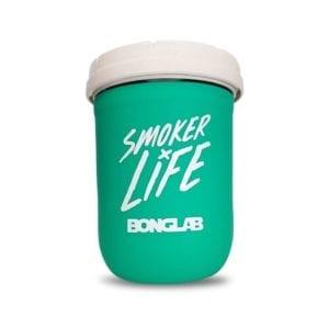 Bonglab Re: Stash Jar 16 Oz Verde
