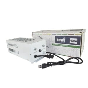 Kasvi – Balastro 400w Magnetico Plug&Play