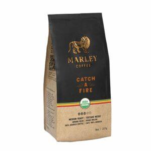 MARLEY COFFEE – Café grano molido Catch a Fire 227 g