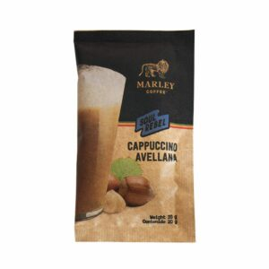 MARLEY COFFEE – Soul Rebel Cappuccino Avellana