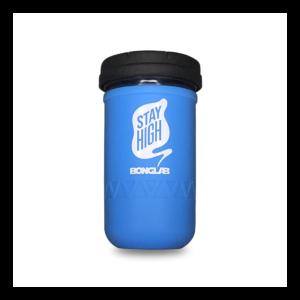 Bonglab Re: Stash Jar 16 Oz Azul