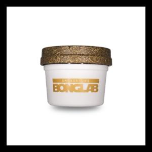 Bonglab Re: Stash Jar 4 Oz Blanco Gold